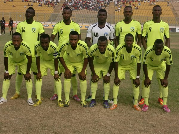 Match Report: Bechem United 1-1 Sekondi Hasaacas - Ten-man Hasmal steal a point from Bechem