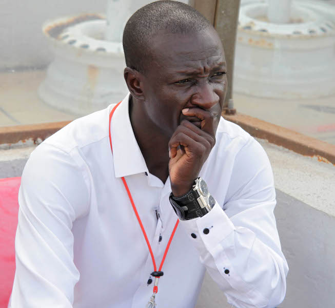 Didi Dramani descends heavily on Premier League referees, insists they must raise the bar