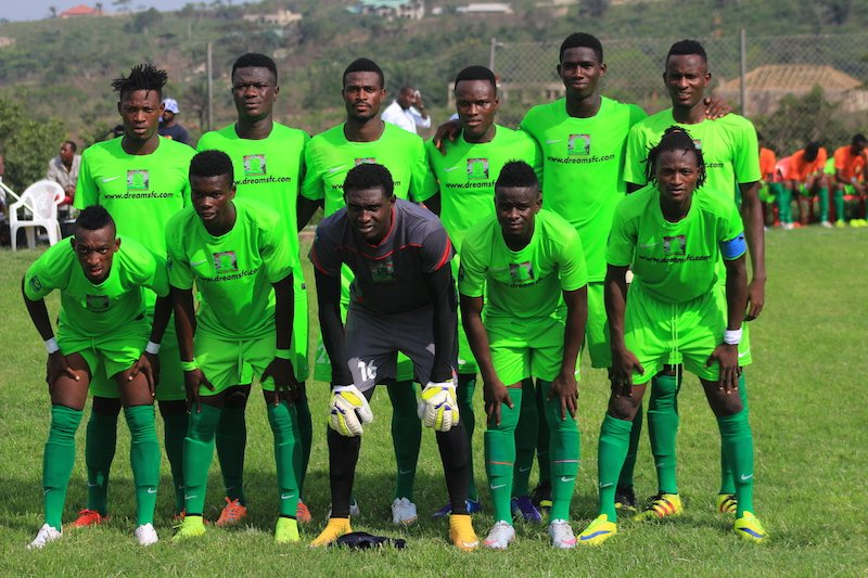 Dreams FC vs Hearts of Oak- Preview: Big test for the newboys against the road masters