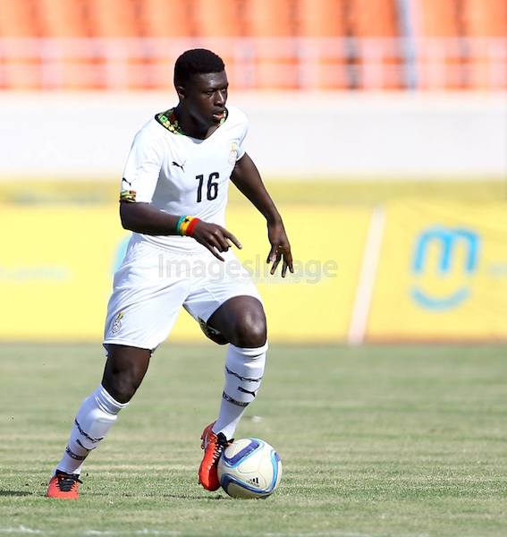 Sassuolo star Alfred Duncan maintains place in Ghana squad for AFCON qualifier