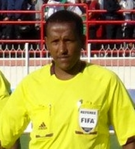CAF appoints Ethiopian referee Bamlak Tessema Weyesa for Ghana's AFCON clash at Mauritius