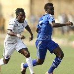 Striker Frederick Boateng returns to boost Inter Allies ahead of Hearts clash