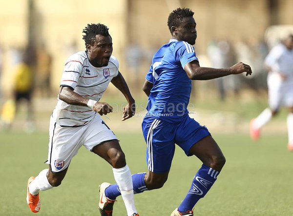 Match Report: Inter Allies 3-1 Berekum Chelsea - Frederick Boateng hits double as resolute Allies claim win