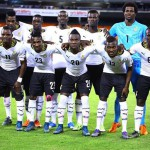 Black Stars maintain 38th position in the world; third best in Africa on FIFA ranking