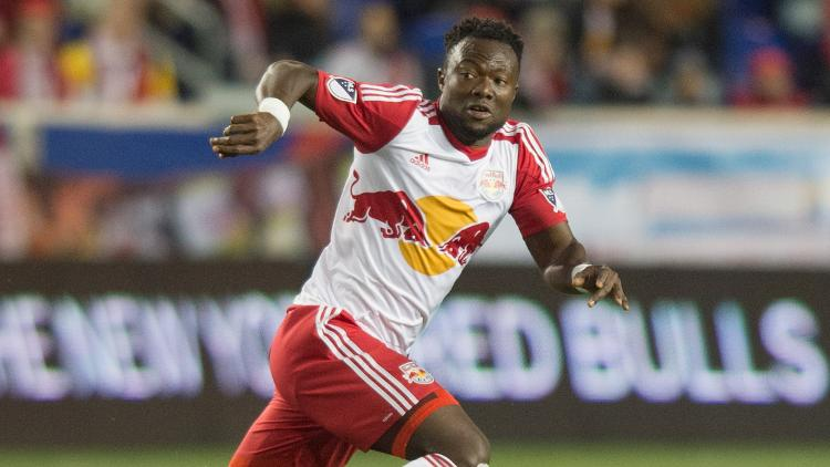 VIDEO: Watch New York Red Bull star Gideon Baah score his first MLS goal