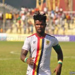 Bechem United striker Amed Toure: Asante Kotoko rejected Robin Gnagne
