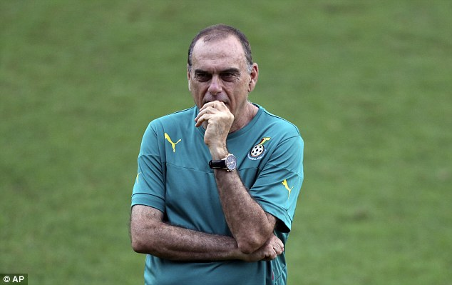 Black Stars head coach Avram Grant to arrive in Ghana on Friday night