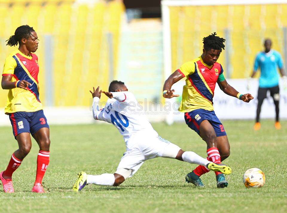 Match Report: Dreams FC 1-1 Hearts of OaK- Paul Acquah's strike enough to maintain Phobians unbeaten away run