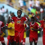 Hearts vrs Asante Kotoko: How each player was rated at the Accra Sports Stadium