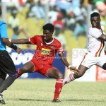 VIDEO: Watch highlights of Hearts of Oak  0-1 Asante Kotoko