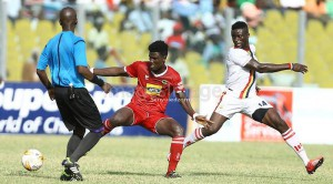 SWAG boss Kwabena Yeboah unimpressed with quality in Hearts-Kotoko Super clash
