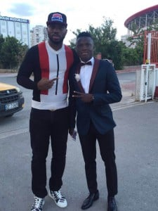 Inkoom and Eto'o confirm participation for Joseph Yobo's charity game