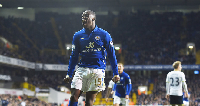 Leicester City star Jeffrey Schlupp reveals Sir Alex Ferguson's exit prevented him from joining Man United