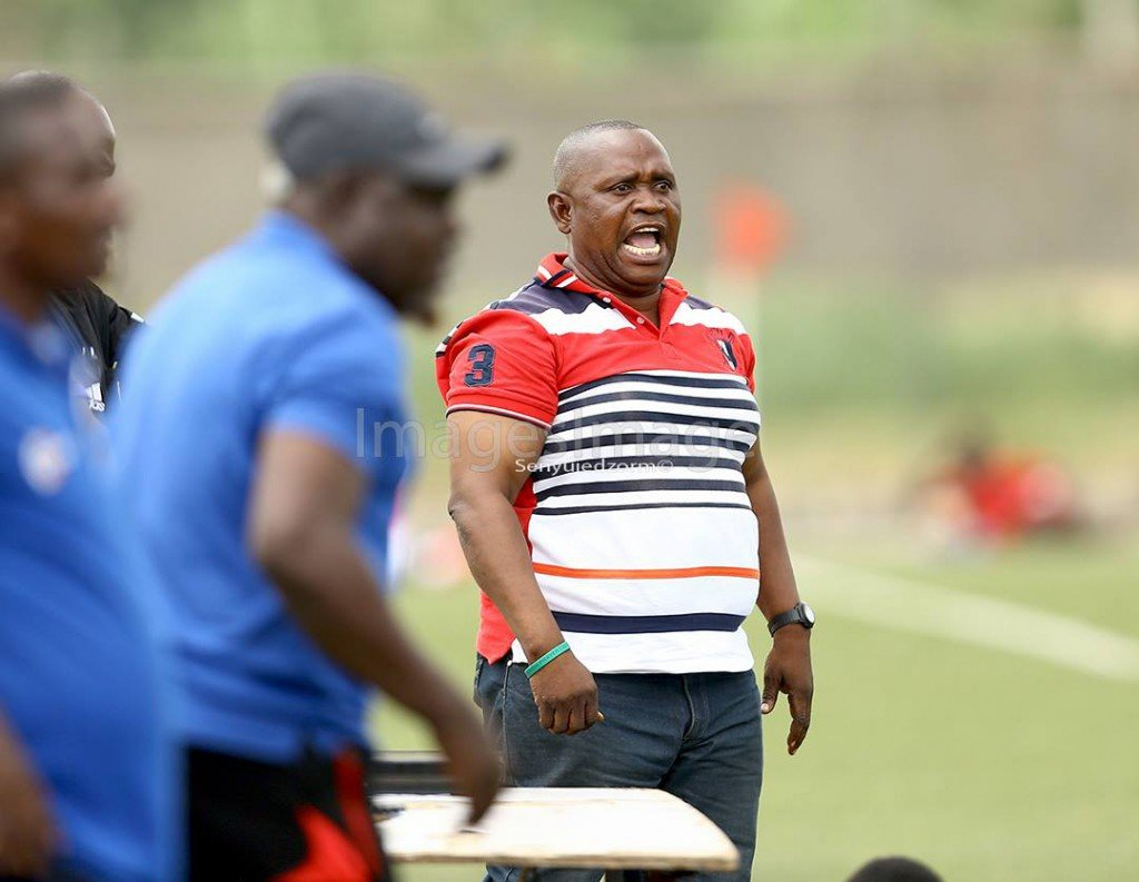 Inter Allies vrs Berekum Chelsea- Preview: Jimmy Cobblah chasing first win as Allies coach