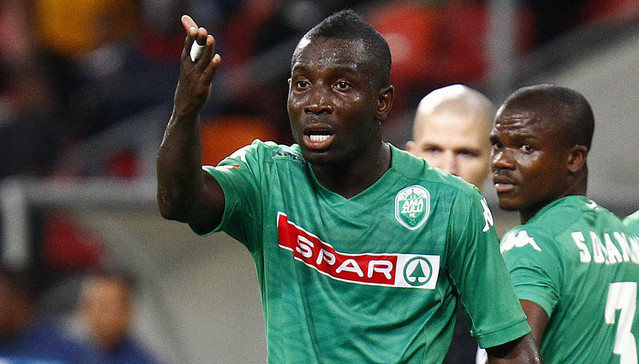 Ghanaian midfielder John Arwuah quits Golden Arrows