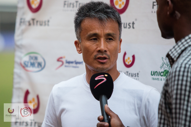 Inter Allies coach Kenichi Yatshuhashi brimming with confidence ahead of Asante Kotoko clash