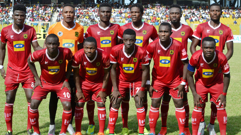 MTN FA Cup R16: Giants Asante Kotoko head to Mpraeso to face Storm Academy, Samartex host Liberty
