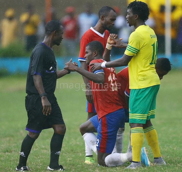 Match Report: Liberty Professionals 1-1 Ebusua Dwarfs - Mysterious Boys earn vital away point in Dansoman stalemate
