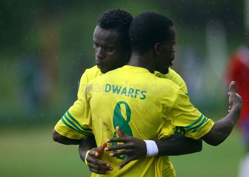 PHOTOS: Liberty Professionals drew 1-1 with Ebusua Dwarfs in Dansoman