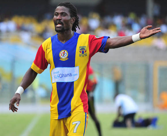 Laryea Kingston hints at return to active football after three years off