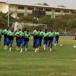 Liberty Professionals Ghana Premier League clash with New Edubiase United rained off