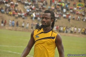 Medeama ace Malik Akowuah confident side will excel in Confederation Cup group stage