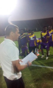 Confederation Cup: Medeama hold rigorous training session ahead of Sundowns clash