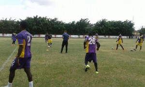 Medeama hold training session in Accra after delayed South Africa trip