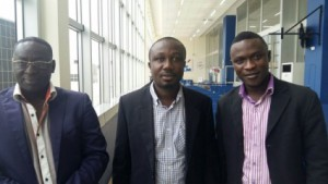 Medeama officials land in Cairo ahead of Confederation Cup draw today