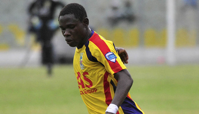 Hearts of Oak deputy coach Yaw Preko charges in-form Isaac Mensah to maintain good run