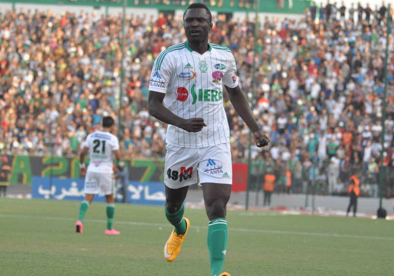 Raja Casablanca defender Awal Mohammed wants three points against rivals Wydad Casablanca