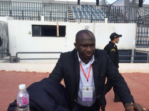 Medeama president Moses Armah charges side to silence doubters ahead of Sundowns crunch tie
