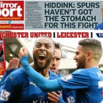 Today's newspaper gossip: Hiddink fires at Spurs, Ronaldo 50-50 for Man City clash