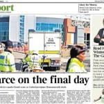Today's newspaper gossip: PSG target Lukaku; Benteke to leave Liverpool