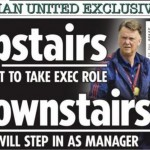 Today's newspaper gossip: van Gaal to be director, Mourinho as manager