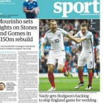 Today's newspaper gossip: Ibrahimovic to join Mourinho at Man United; Higuain talking to PSG