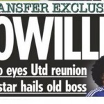 Today's newspaper gossip: Mourinho targeting Willian; Arsenal told to pay £38m for Morata