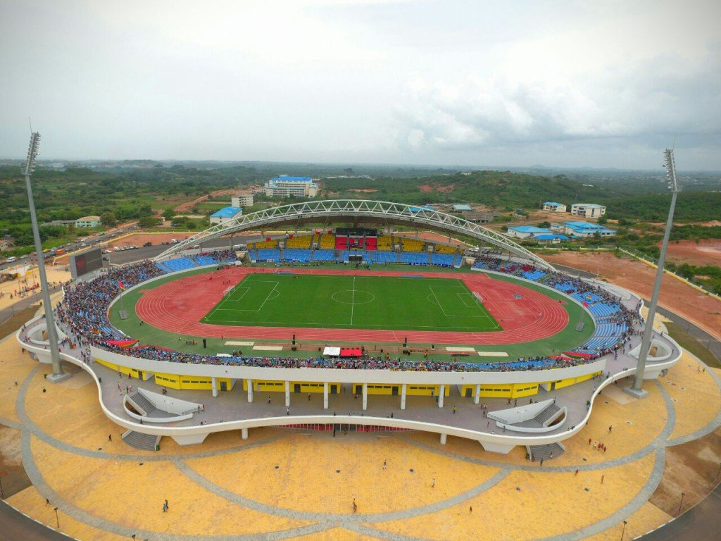 Ghana U20 draw 2-2 with China in New Cape Coast Stadium opener