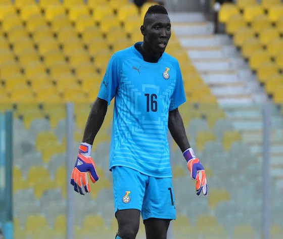 Black Stars goalie Richard Ofori blames lack of concentration for defeat against Japanese Olympic team