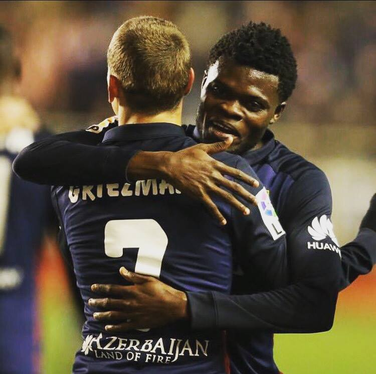 Youngster Thomas Partey becomes SIXTH Ghanaian to reach Uefa Champions League final