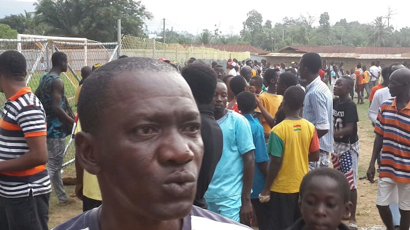 Ghana FA spokesperson calls on Police to arrest and prosecute hooligans
