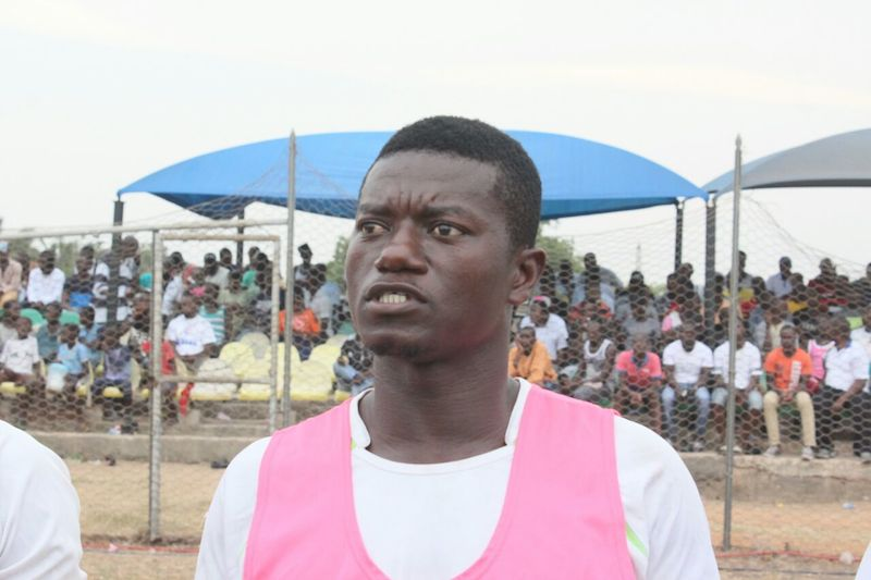 Inter Allies star Prince Baffoe pleads with fans to stick with the team