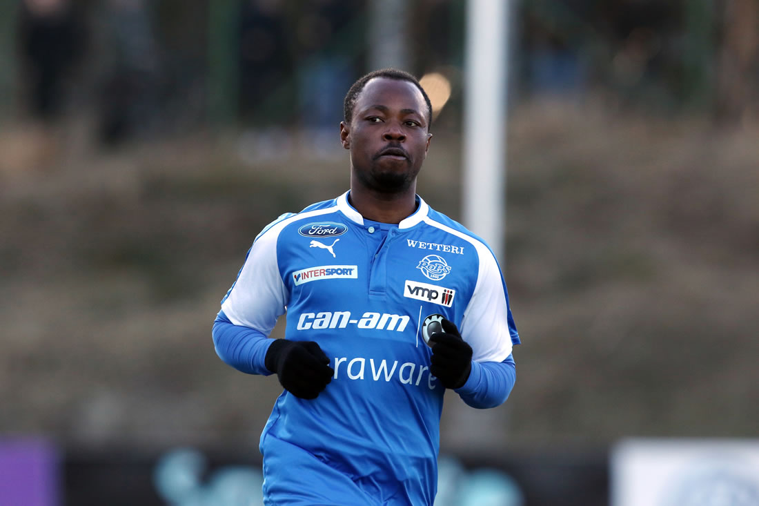 Former Ghana youth scoring prodigy Ransford Osei scores first goal in FOUR years