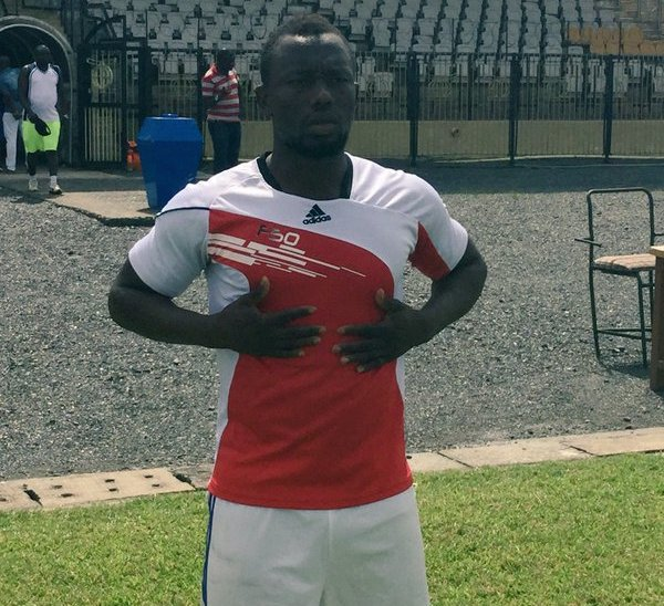 Striker Saddick Adams signs for Asante Kotoko on a free transfer