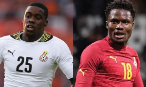 Leicester City duo Schlupp, Amartey receive plaudits from Black Stars players after historic Premier League triumph
