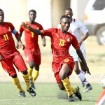 Black Starlets draw 0-0 with Namibia U20 in friendly