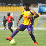 Hearts of Oak skipper Robin Gnagne satisfied with point picked up against in-form Wa All Stars