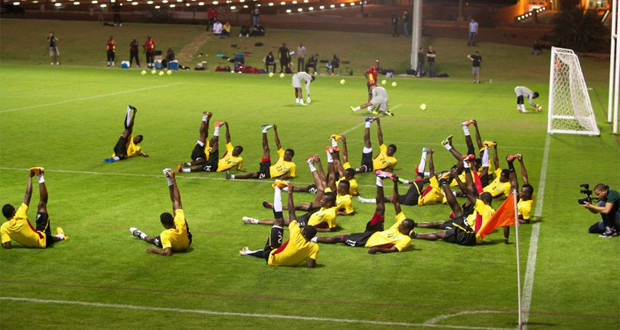 Black Stars to move training from Dodowa to Accra Sports Stadium today