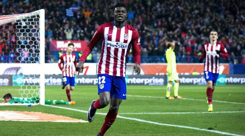 Champions League Final: Ghana's Partey representing African interest