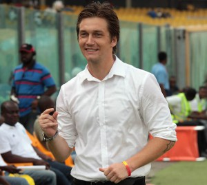 Medeama rubbish claims Tom Strand has been left out of traveling squad ahead of Sundowns clash